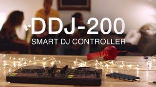 PIONEER DJ DDJ-200 in action