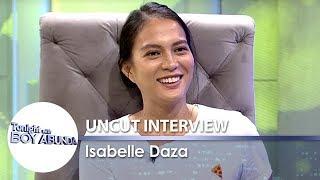 TWBA Uncut Interview: Isabelle Daza