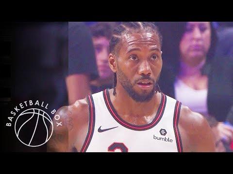 [NBA] Portland Trail Blazers vs Los Angeles Clippers, Full Game Highlights, November 7, 2019