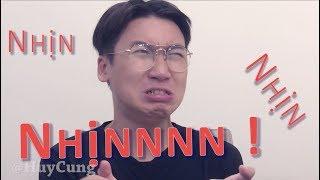Vlog 75: Thanh niên NHỊN NHỤC