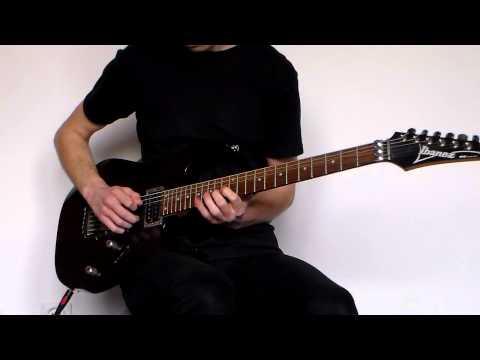 Megadeth - A Tout le Monde (Set Me Free) (Guitar Cover)