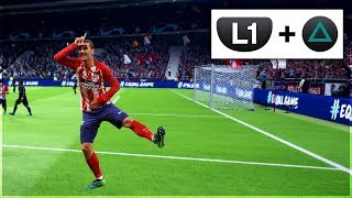 SECRET FIFA 19 CONTROLS YOU MUST KNOW