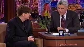 MIKE MYERS - FUNNIEST INTERVIEW