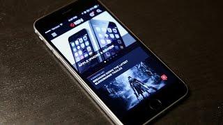 Unbreakable Phone Screen Test