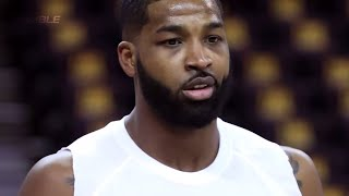 LeBron James PISSED at Tristan Thompson for Bringing 'Kardashians' Show Crew to Locker Room