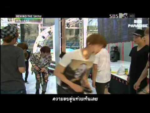 [Thaisub] 120720 MTV Behind The Show EXO-K {EXOPARADISE}