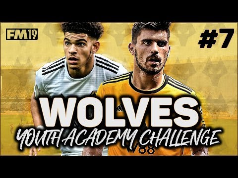 WOLVES YOUTH ACADEMY CHALLENGE #7: GOING NARROW - FOOTBALL MANAGER 2019