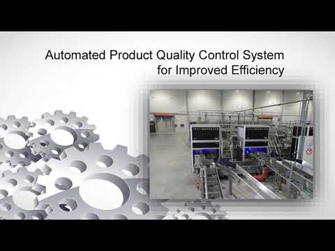 Automated Product Quality Control System for Improved Efficiency