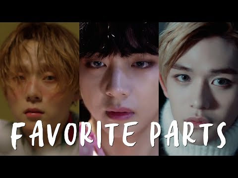 FAVORITE PARTS IN KPOP SONGS | Male Artists #3