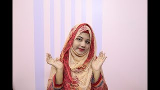 HOW TO STYLE LONG DUPATTA AS HIJAB STYLE WITH FULL COVERAGE 2019 | MasFa Vlogs