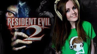 Getting Ready For RE2 Remake! - Resident Evil 2 Full Game Gameplay Leon A