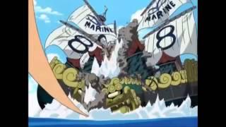 """Cơn thịnh nộ """"nhẹ"""" của Luffy"""