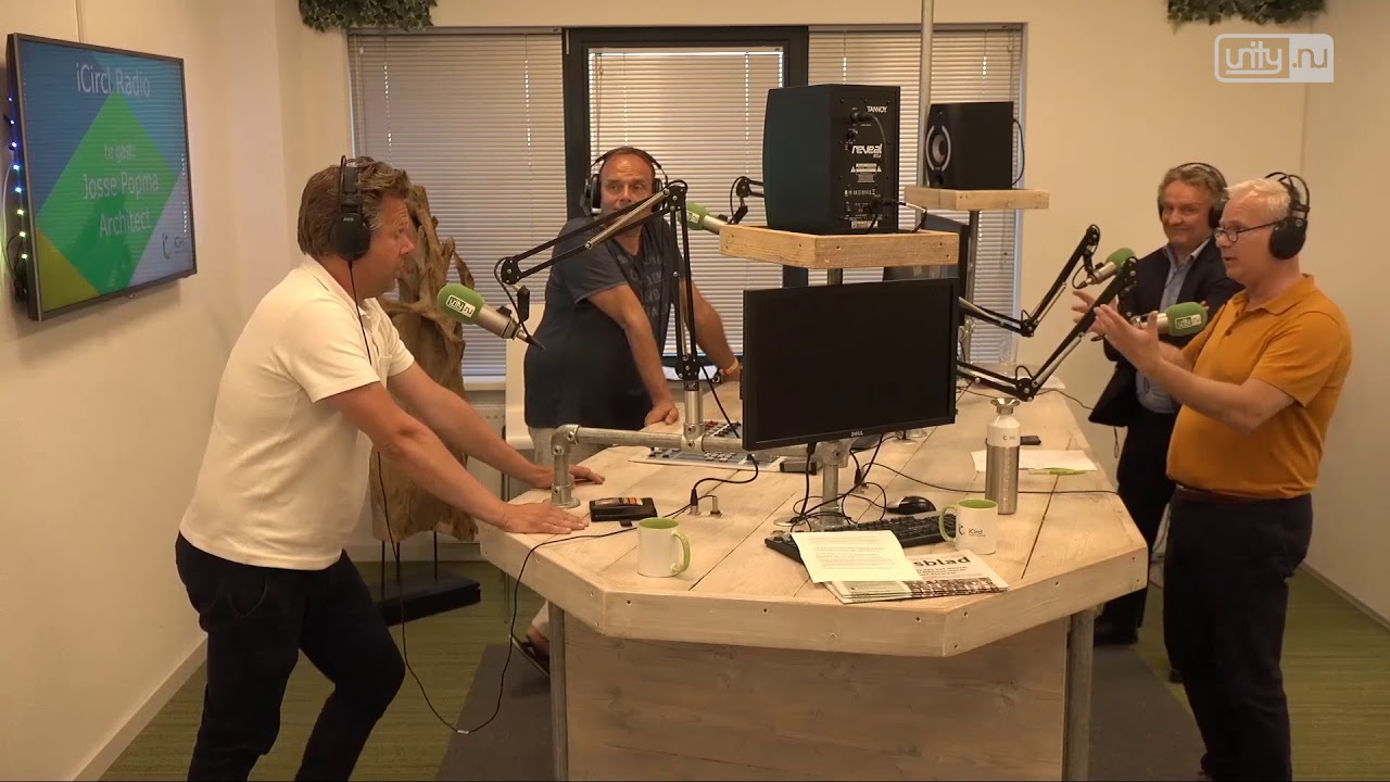Josse Popma in iCircl Radio over BioPartner5