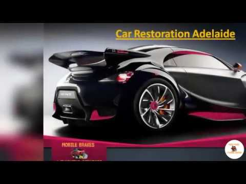 How To Find A Reliable Car Restoration Shop in Adelaide?