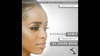 Kivuruge Remix(Maumivu) - DJ Joker  Mdim - (Official Video) HD-1080p