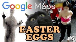 GOOGLE MAPS / EARTH Easter Eggs And Secrets #6