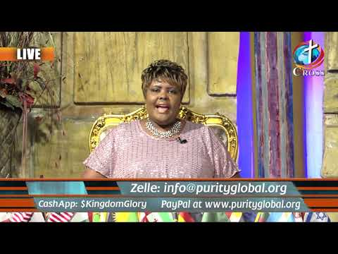 Apostle Purity Munyi Into The Chambers Of The King 05-21-2021