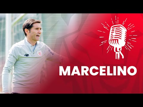 🎙️ Marcelino | pre SD Huesca – Athletic Club I J36 LaLiga 2020-21