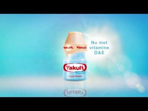 YAKULT Nu met vitamine D en E