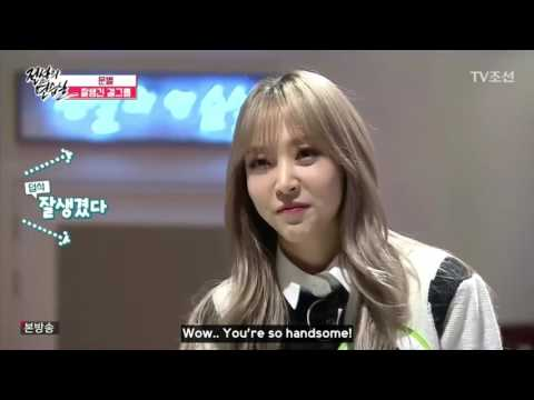 Moonbyul is the ultimate girl crush