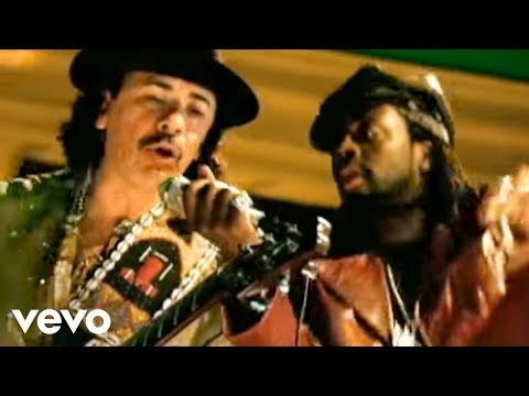Santana - Maria Maria (Stereo) ft. The Product G&B