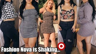 Target Try-On Clothing Haul!