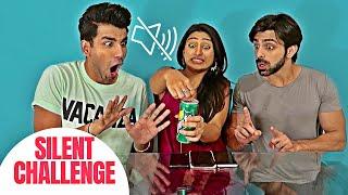 Silent Challenge | Rimorav Vlogs