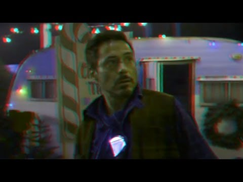 Iron Man 3 - Clip (2013)(3D)(Side By Side) Extremis