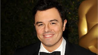 Seth MacFarlane Says Weinstein Oscars Joke Came From 'A Place Of Anger'