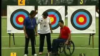 Tiro con arco paralímipco