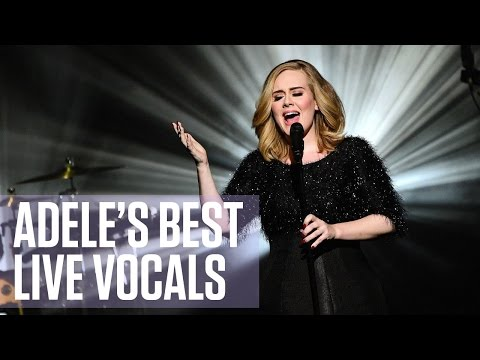 Adele's Best Live Vocals