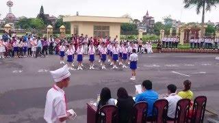 Hội thi NTĐ và chỉ huy đội giỏi cấp huyện 2016