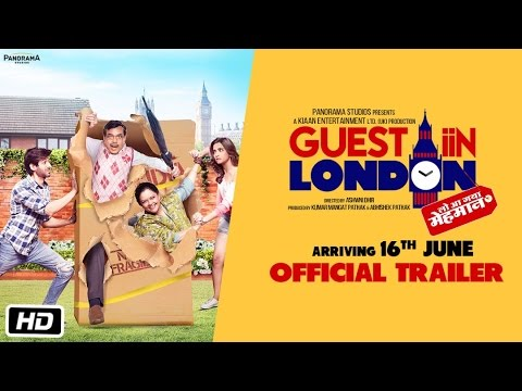 UpcomingGuest iin London