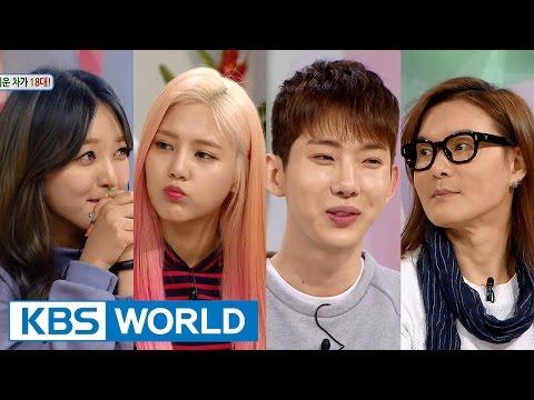 Hello Counselor - Hyejeong, Chanmi, Jo Kwon & Kim Jongseo (2016.02.29)