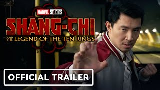Shang-Chi and the Legend of the Ten Rings - Official Teaser Trailer (2021) Simu Liu, Awkwafina