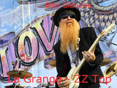 La Grange - ZZ Top - Guitar Isolated - Billy Gibbons