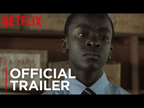 The Boy Who Harnessed the Wind'