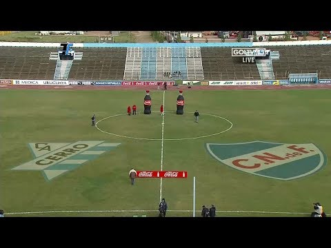 Cerro vs Nacional Montevideo