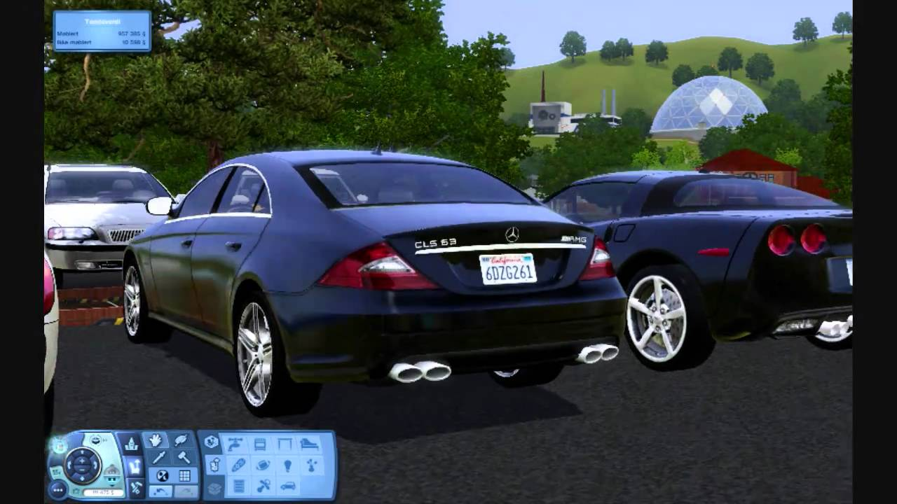 The Sims 3 Mods Cars