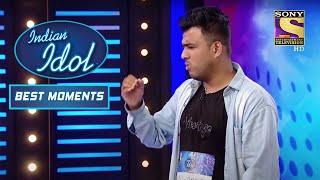 इस Contestant ने अपना Audition Dedicate किया अपने Lover को | Indian Idol | Best Moments