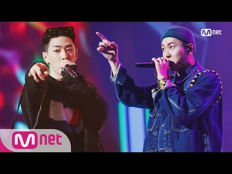 [ENG sub] The Call 음원깡패! 그레이&로꼬 ′RESPECT′ 180615 EP.6