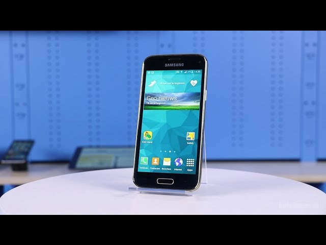 Belsimpel-productvideo voor de Samsung Galaxy S5 Mini
