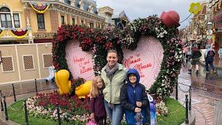 Minnie's Valentine Scavenger hunt at Disneyland 2019!!