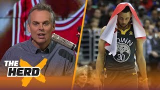 Colin Cowherd thinks Steph Curry deserves more credit for his influence in the NBA | THE HERD