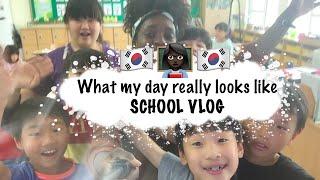 TEACHING ENGLISH IN SOUTH KOREA | VLOG