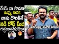 See How Manchu Manoj Fires On Singareni Colony 6 Years Girl Incident | Its Andhra Tv