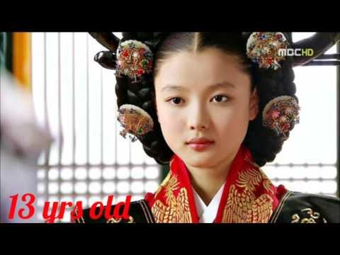Kim Yoo Jung ( 김유정 ) Compilation Growth [ 1-17 ]