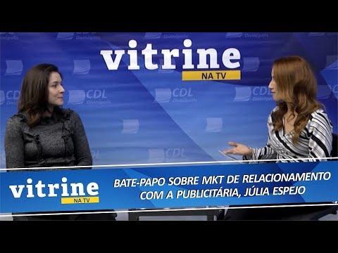 Imagem PGM Vitrine na TV - 17 de Julho de 2018