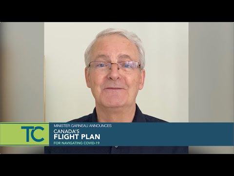 Canada's Flight Plan for Navigating COVID-19