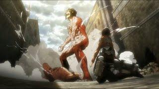 All Eren Titan Roars in Attack on Titan ALL SEASONS